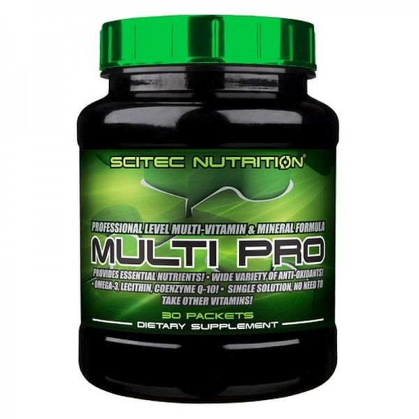 Scitec Multi Pro Plus - 30 Packs