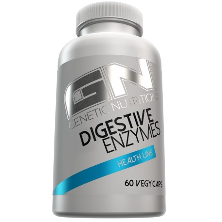 GN Digestive Enzymes 60 Kapsel