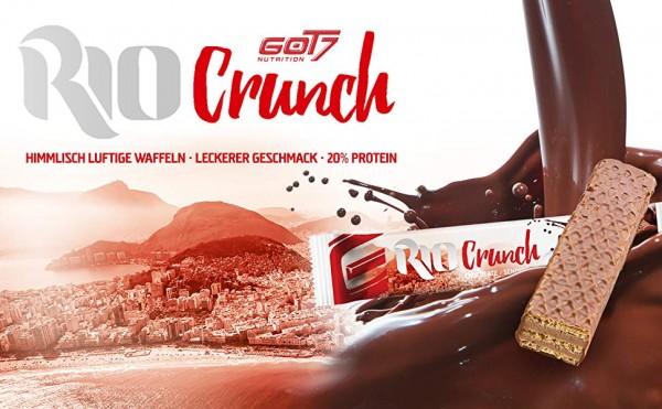 GOT7 Rio Crunch Waffel 24x Waffeln