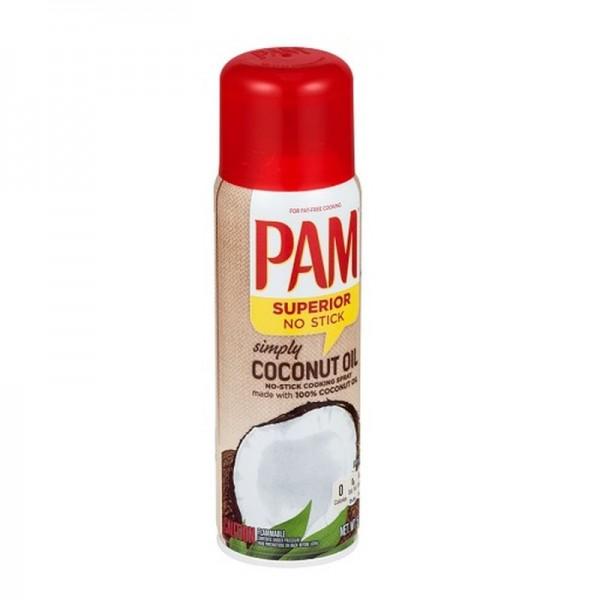 PAM Coconut Oil 141g - Flasche