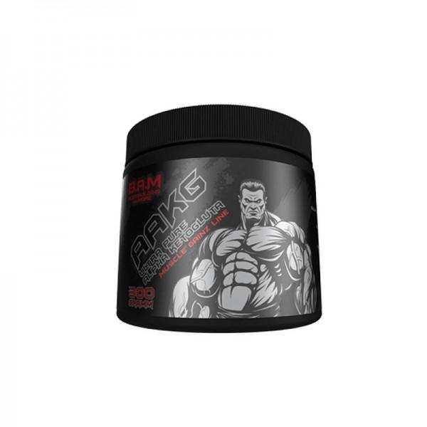 B.A.M. Ultra Pure Arginin-Ketoglutarat - 300g