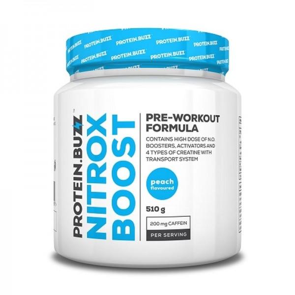 Protein.Buzz Nitrox Boost - 510g