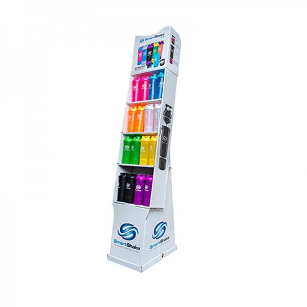 Smartshake Pre-Filled Display 32x Shaker Slim - 500ml