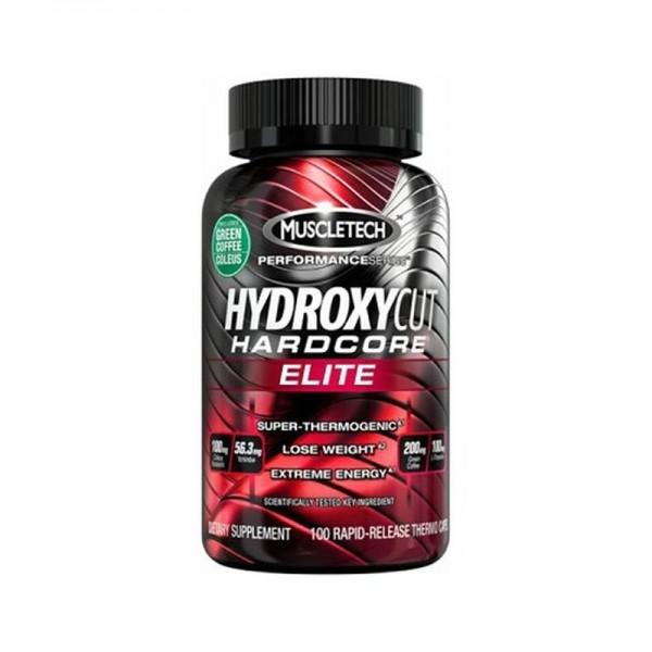 Muscletech Hydroxycut Hardcore Elite - 110 Kapsel