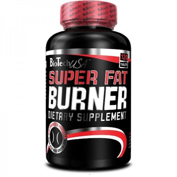 BioTech Super Fat Burner 120 Tabletten