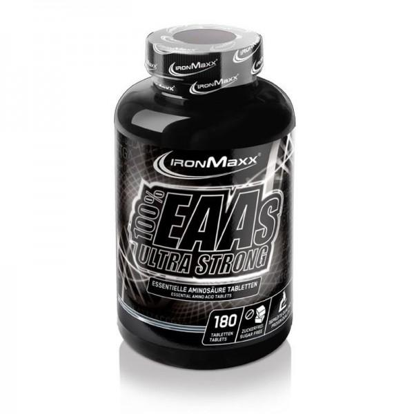 IronMaxx 100% EAAs Ultra Strong - 180 Tabletten
