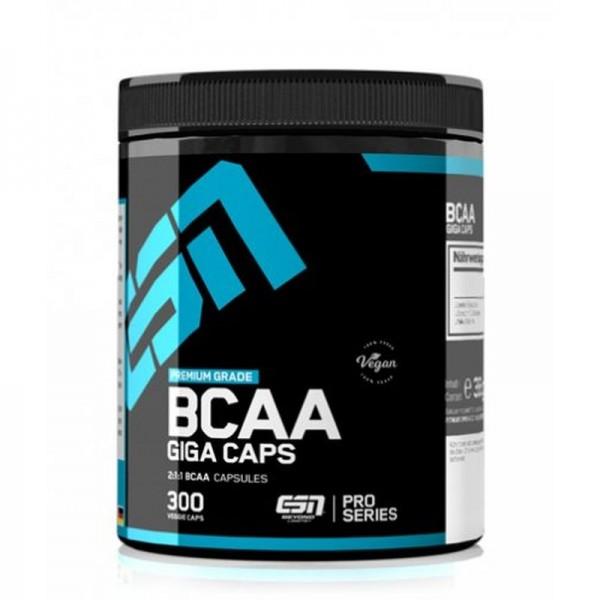 ESN BCAA Giga Caps - 300 Caps