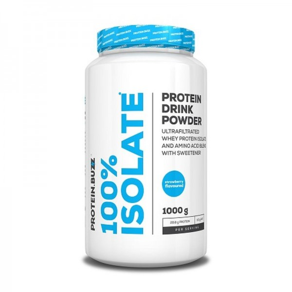 Protein.Buzz 100% Isolate - 1000g