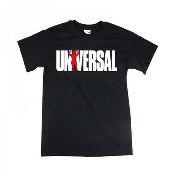 "Universal T-Shirt ""Universal"" schwarz"