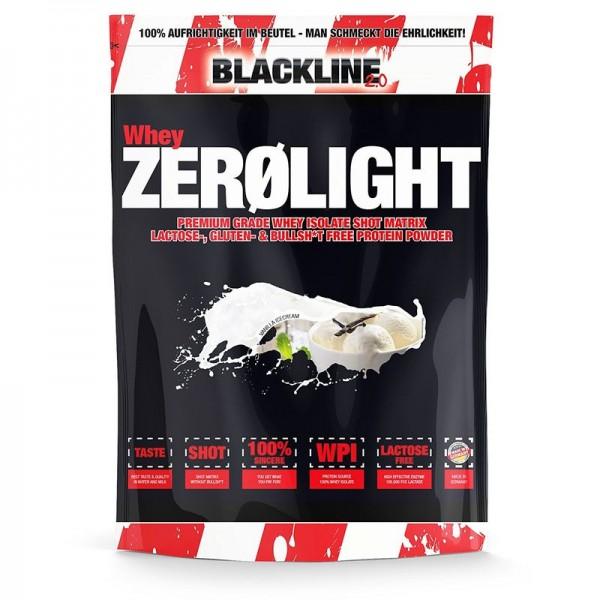 Blackline 2.0 Whey Zerolight Isolate 750g