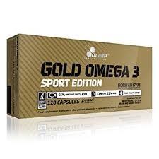 Olimp Omega 3 Sport Edition - 120 Kapsel