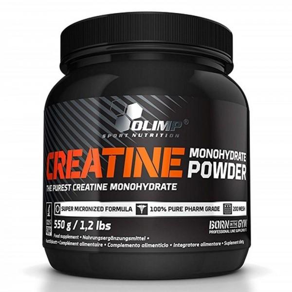 Olimp Creatine Monohydrat Powder - 550g Pulver