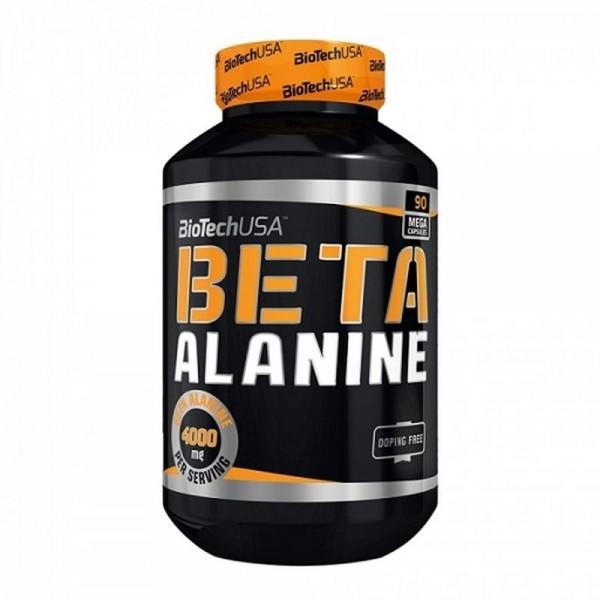 BioTech Beta Alanine 90 Kapsel