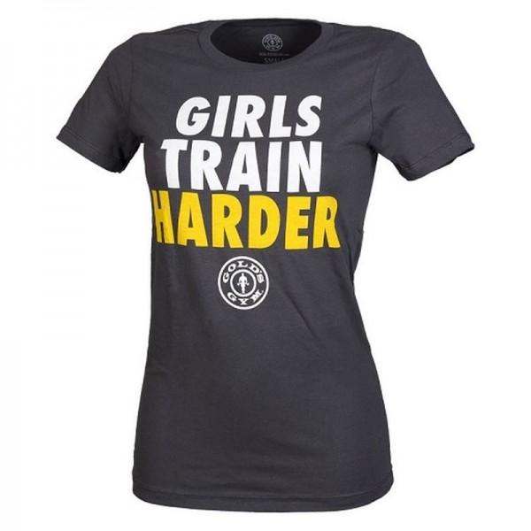 Gold´s Gym Girls train harder