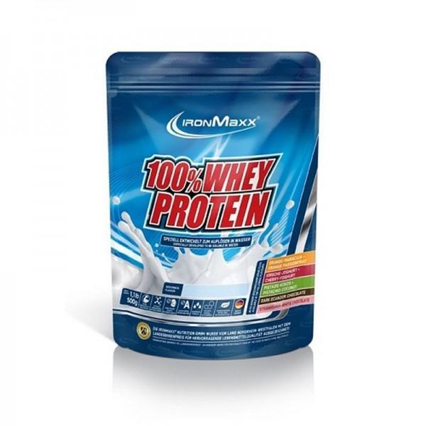 IronMaxx 100% Whey Protein 500g