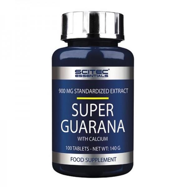 Scitec Super Guarana 100 Tabletten