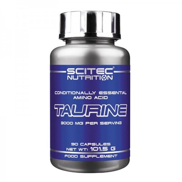 Scitec Taurine 90 Kapseln
