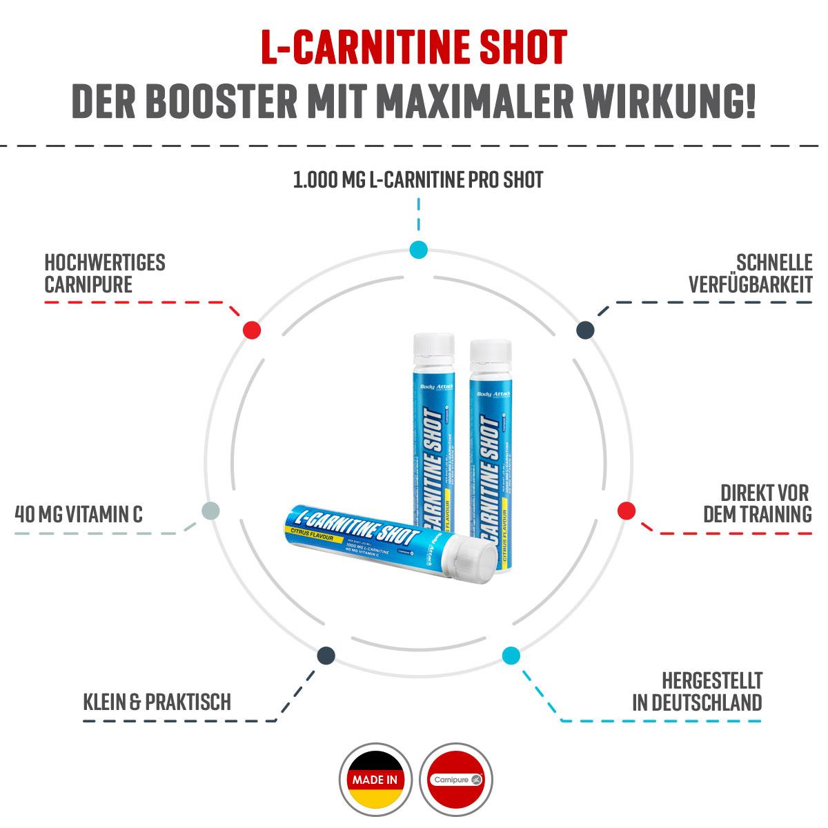 L-Carnitin-shot