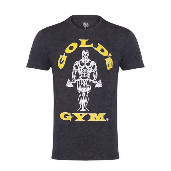Gold´s Gym GGTS002 Muscle Joe T-Shirt - charcoal