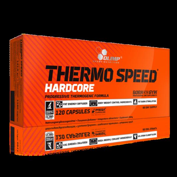 Olimp Thermo Speed Hardcore Mega Caps 120 Kapsel