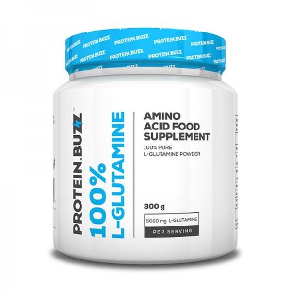 Protein.Buzz 100% L-Glutamine - 300g