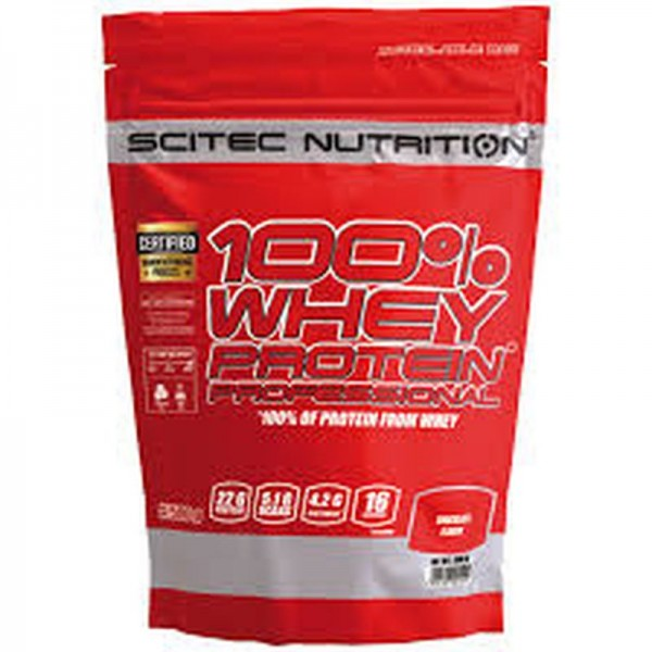 Scitec 100% Whey Professional 500g