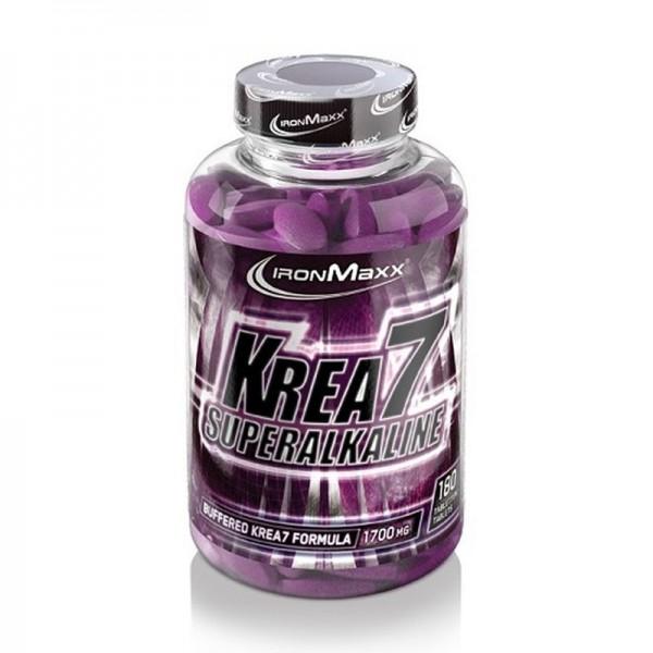 IronMaxx Krea7 Superalkaline - 90 Tabletten