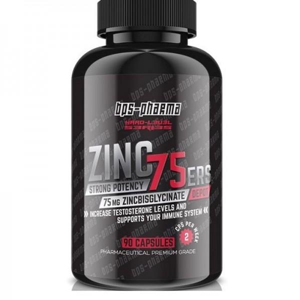BPS-Pharma - Zinc 90 caps