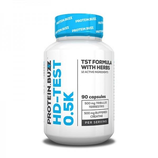 Protein.Buzz HD-Test 0,5K - 90 Kapseln