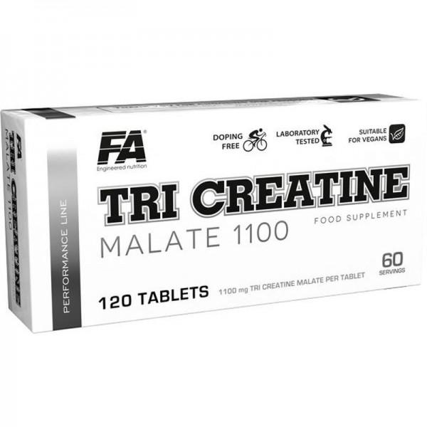 FA Nutrition Performance Tri Creatine Malate - 120 Tabs