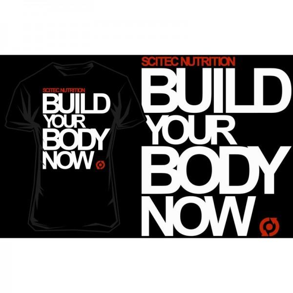 Scitec T-Shirt Build