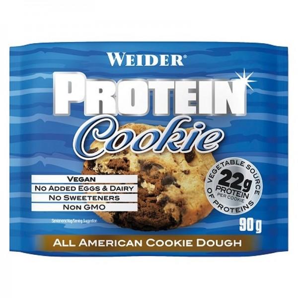 Weider Protein Cookie 12x 90g - VEGAN