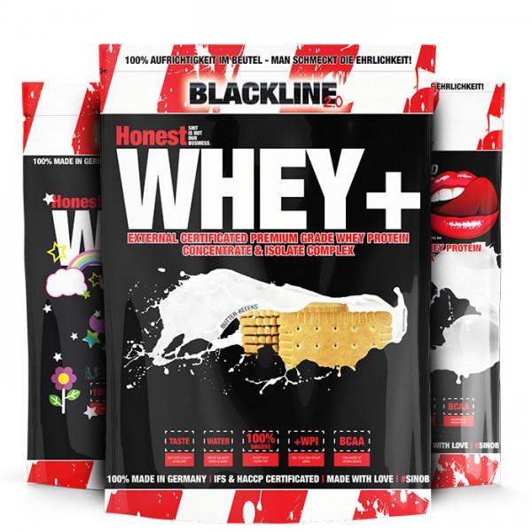 Blackline 2.0 Honest Whey+ 1000g