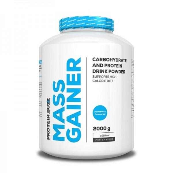 Protein.Buzz Mass Gainer - 2000g