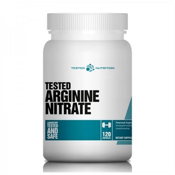 Tested Arginine Nitrate 120 Kapsel
